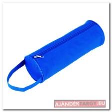 Tolltartó, kerek, kék tolltartó