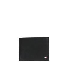 Tommy Hilfiger - Bőr pénztárca - fekete - 533629-fekete