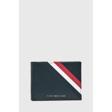 Tommy Hilfiger - Bőr pénztárca - sötétkék - 1570703-sötétkék