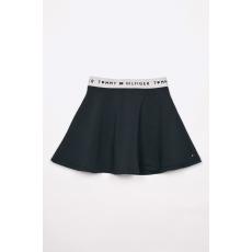 Tommy Hilfiger - Gyerek szoknya 110-164 cm - sötétkék - 1340240-sötétkék