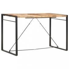 Tömör mangófa bárasztal 180 x 90 x 110 cm kerti bútor