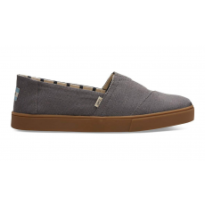 TOMS Shade Grey Heritage Mens Classics