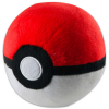 Tomy Tomy: Pokémon Pokéball plüss pokélabda - 12 cm