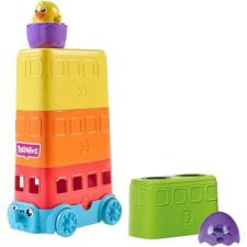 Tomy : Toomies Kukucska tojáskák emeletes busz egyéb bébijáték