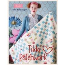 Tone Finnanger Tilda Patchwork hobbi, szabadidő