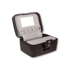 Top Choice kozmetikai bőrönd fekete, 97607 kézitáska és bőrönd