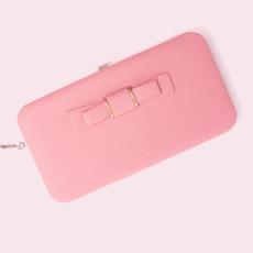 TOP Női pénztárca, borítéktáska Világos rózsaszín
