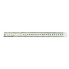 TOPEX fémvonalzó rozsdamentes 300 31C030 mérőműszer