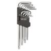 TOPEX torx kulcs klt 35D951 ts10-50 9 r hosszú, lyukas