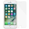 TOPTEL Log-on edzett üvegfólia 9H keménységű, 5D Full Glue, iPhone 7 Plus/8 Plus, Super Clear
