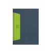 "TOPTIMER Naptár, tervező, B5, heti, TOPTIMER, ""Wind"", kék-zöld"