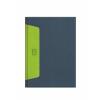 """TOPTIMER Naptár, tervező, B5, heti, , """"Wind"""", kék-zöld"""