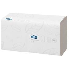 """Tork Kéztörlő, Interfold hajtás, 2 rétegű, H2 rendszer, Advanced, TORK """"Xpress® Soft Multifold"""", fehér higiéniai papíráru"""