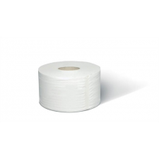 """Tork Toalettpapír, T2 rendszer, 1 rétegű, 19 cm átmérő, TORK """"Universal mini jumbo"""", törtfehér higiéniai papíráru"""