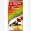 Torras Mangós cukormentes étcsokoládé (gluténmentes) 75g