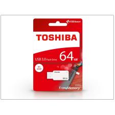 Toshiba 64 GB USB pendrive - Toshiba TransMemory U303 - USB 3.0 - white pendrive