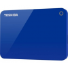Toshiba Canvio Advance 2TB USB3.0 Kék (HDTC920EL3AA)