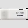 Toshiba Hayabusa 16 GB USB 2.0 pendrive fehér