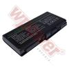 Toshiba PA3729U-1BAS laptop akkumulátor 5200mAh, utángyártott