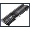 Toshiba PABAS067 8800 mAh 12 cella fekete notebook/laptop akku/akkumulátor utángyártott