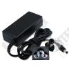 Toshiba Qosmio F45 Series  5.5*2.5mm 19V 3.95A 75W fekete notebook/laptop hálózati töltő/adapter utángyártott