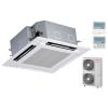 Toshiba RAV-SM1604UTP-E/RAV-SM1604AT-E Super Digital Inverteres Mono Split Kazettás klíma szett
