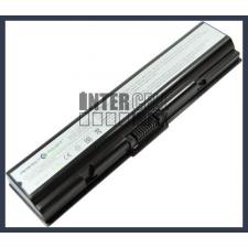 Toshiba Satellite A200-1BW 4400 mAh 6 cella fekete notebook/laptop akku/akkumulátor utángyártott toshiba notebook akkumulátor