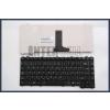 Toshiba Satellite A355D fekete magyar (HU) laptop/notebook billentyűzet