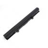 Toshiba Satellite C55 2200 mAh 4 cella fekete notebook/laptop akku/akkumulátor utángyártott
