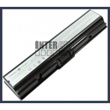 Toshiba Satellite L500 4400 mAh 6 cella fekete notebook/laptop akku/akkumulátor utángyártott toshiba notebook akkumulátor