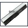 Toshiba Satellite L505-S6959 4400 mAh 6 cella fekete notebook/laptop akku/akkumulátor utángyártott