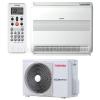 Toshiba Toshiba RAS-B18UFV-E / RAS-18N3AV2-E console monosplit klíma 5kW