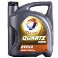 Total Quartz 9000 4L 5W40 motorolaj