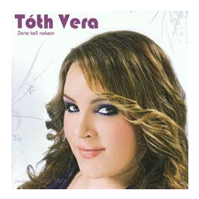Tóth Vera Zene kell nekem (CD) rock / pop