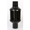 TOTYA Vegyestüzelésű kazánokhoz fekete hődob 130/650 mm