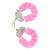 TOYJOY Classics Szőrmés bilincs, Pink
