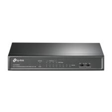 TP-Link Switch 8x100Mbps (4xPOE), Fémházas Asztali, TL-SF1008LP hub és switch