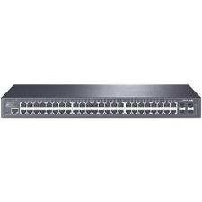 TP-Link T2600G-52TS hub és switch