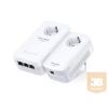 TPLINK TP-Link TL-WPA8630 AV1200 Gigabit Powerline Adapter AC PassThrough (Twin Pack)