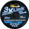 Trabucco DT 3X-LINK előkezsinór