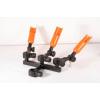 Trabucco xps clamp feeder bottartó adapter szett