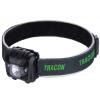 TRACON LED Fejlámpa elemes 3W 120 Lm