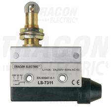 TRACON LS7311 Helyzetkapcsoló, görgős 1×CO, 2A/230V AC, IP40 villanyszerelés