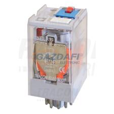 TRACON RT11-48DC Ipari teljesítmény relé 48V DC / 3×CO (10A, 230V AC / 28V DC) villanyszerelés