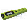 TRACON STLM4W Akkumulátoros LED kézi lámpa 3/1 W, 6000K, 3,7V, 2200mAh, 300/100 lm, IP44, 3 h