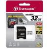 Transcend High Endurance 32GB MicroSDHC 20 MB/s TS32GUSDHC10V