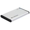 Transcend StoreJet 25S3 HDD Case 2.5'' USB 3.0 SILVER