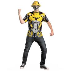 Transformers: Bumblebee póló és maszk