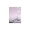 Traxxas Hátsó lengéscsillapító rugó - fehér (2)