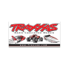 Traxxas Racing banner 1.2x2.4m